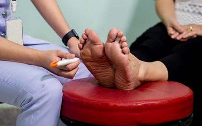 Proper Foot Care for Diabetics