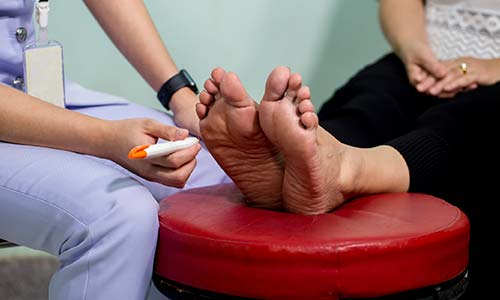 Diabetic Foot Conditions