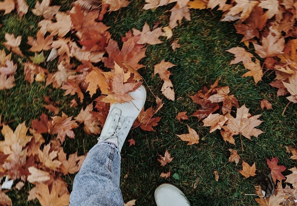 why women's feet hurt more in autumn