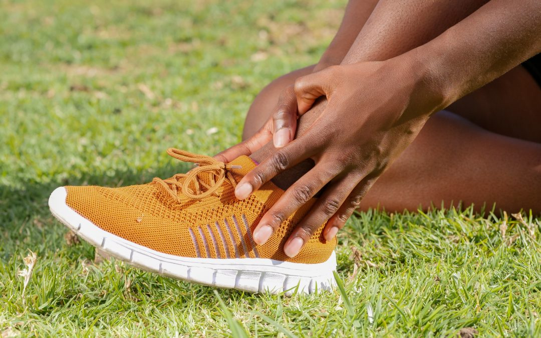 Ankle Pain When Running