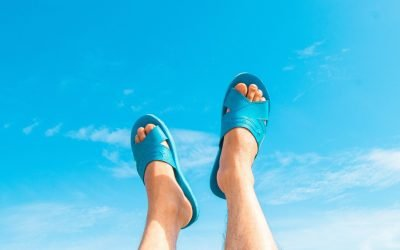 Summer Foot Care & Health Tips