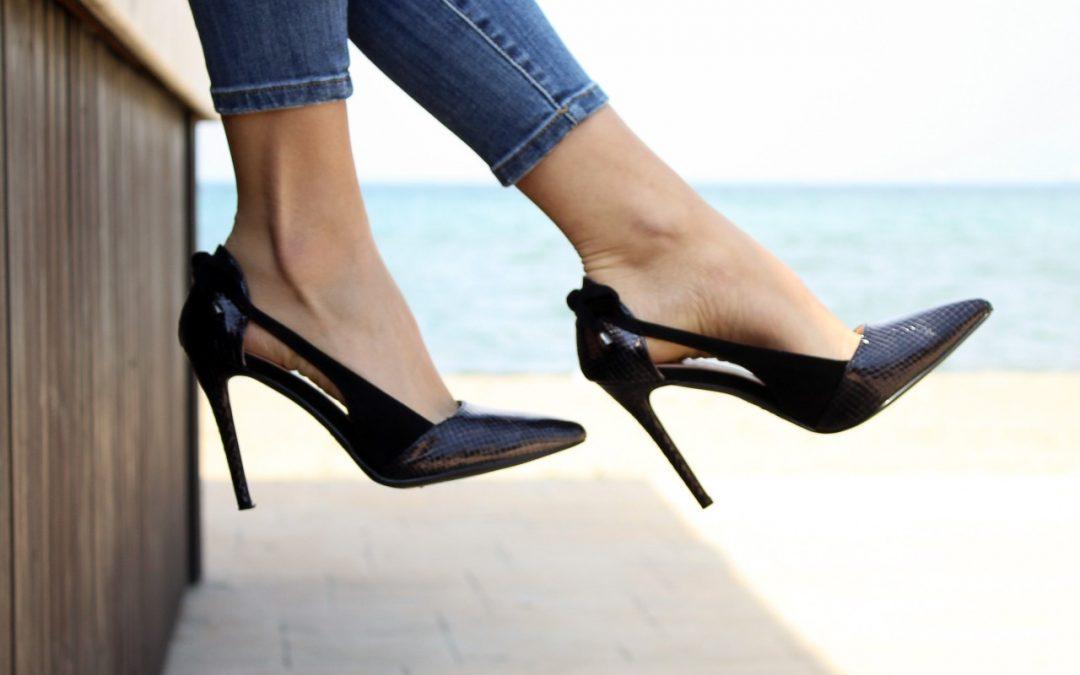 Banned High Heels